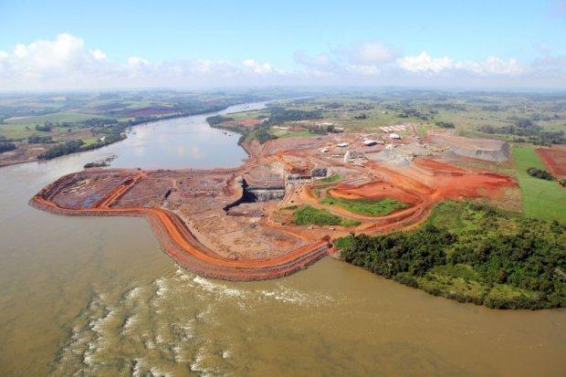 Capitão e Capanema sentem reflexo com a paralisação da obra da Usina Baixo Iguaçu