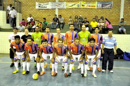Salto do Lontra vira e vence Capitão na Copa Procaxias de Futsal