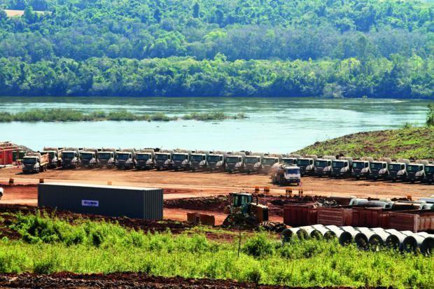 Ministério Público investiga Usina Baixo Iguaçu