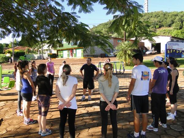 Lançado Programa Atitude nas academias ao ar livre de Boa Vista