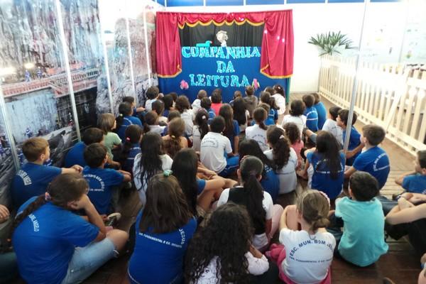 Geração Céu Azul promove ação de educação ambiental na Expocap