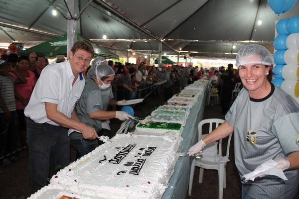 Mais de 60 mil pessoas na Expocap 2014