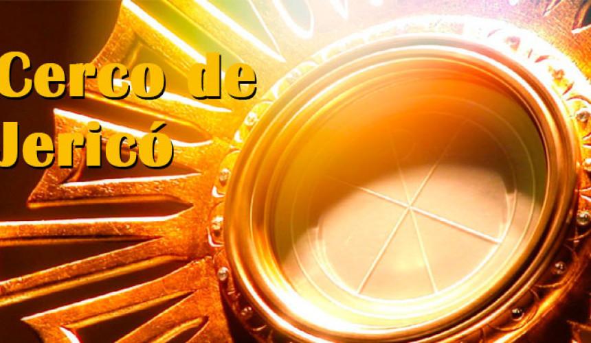 Capitão: 4ª edição do Cerco de Jericó inicia na próxima quarta-feira