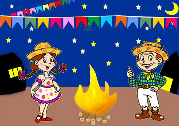 Festa Julina municipal: Sábado em Capitão