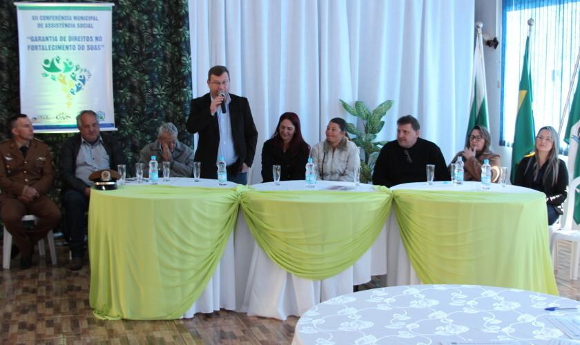12ª Conferência de Assistência Social foi realizada em Nova Prata do Iguaçu