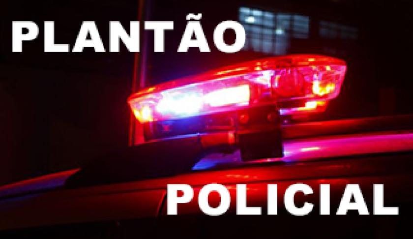 Vândalo faz estragos em veículos que estavam em pátio da fábrica Anjos em Capitão