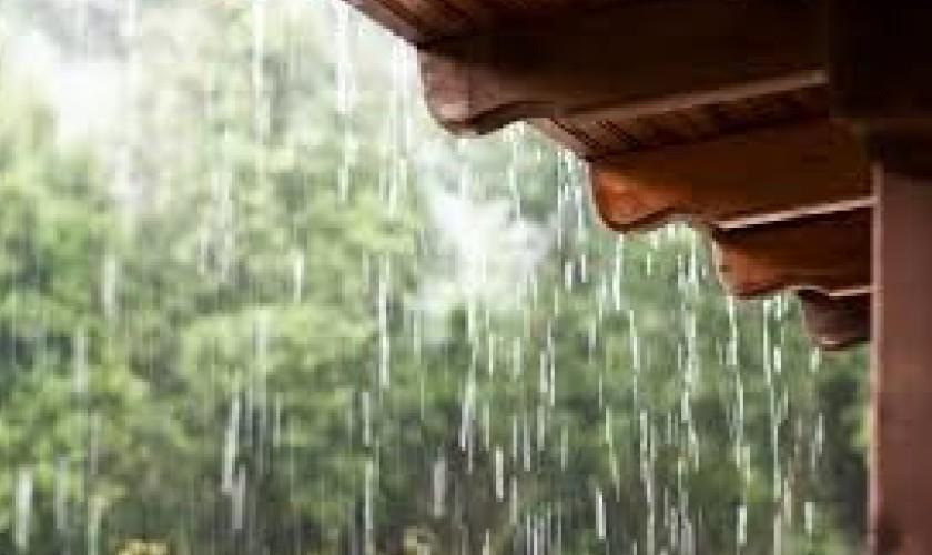 Depois da estiagem  chuva está a caminho