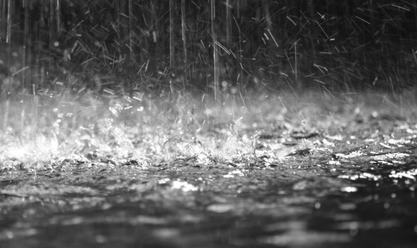 Mais de 50 milímetros de chuva em Capitão depois da estiagem