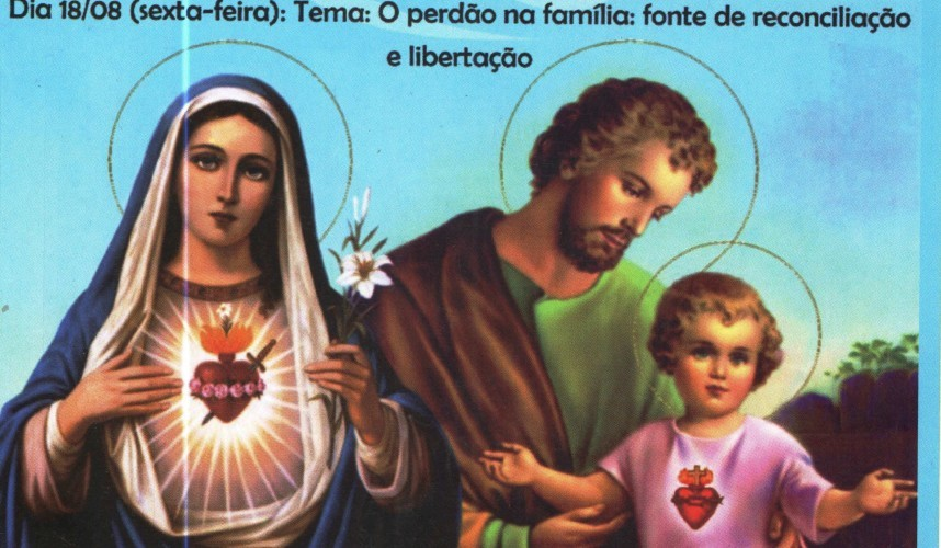 Igreja Católica de Capitão celebra Semana Nacional da Família