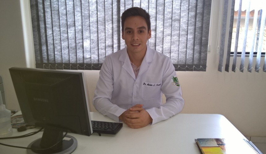 Medico natural de Nova Prata integra  Programa Federal Mais Médicos
