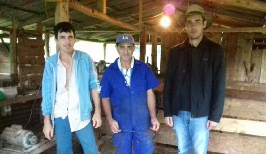 Programa de Melhoramento Genético inicia atividades no campo de Nova Prata do Iguaçu