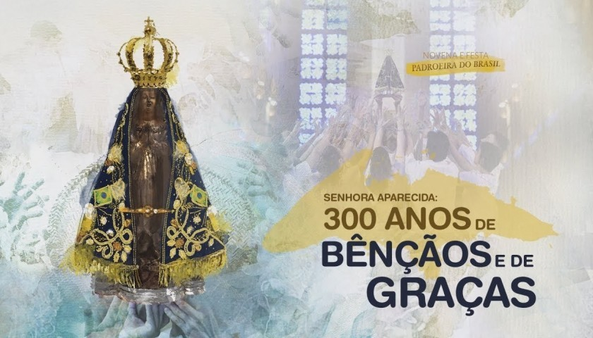 Encontro com Maria marca amanha em capitão os 300 anos aparecimento de Nossa Senhora Aparecida