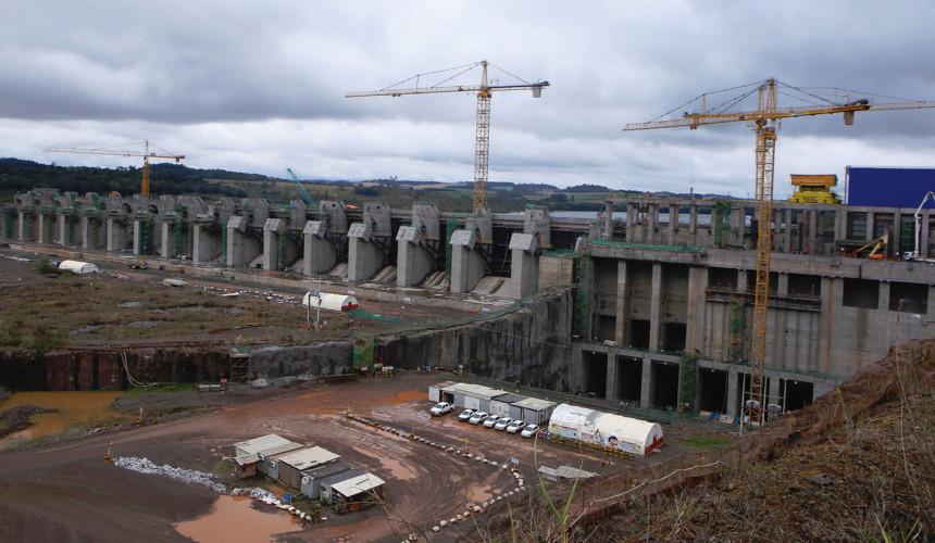 Seguindo O Conceito De Fio D'água, A Usina Hidrelétrica Baixo Iguaçu Adota Técnicas Sustentáveis De Geração De Energia