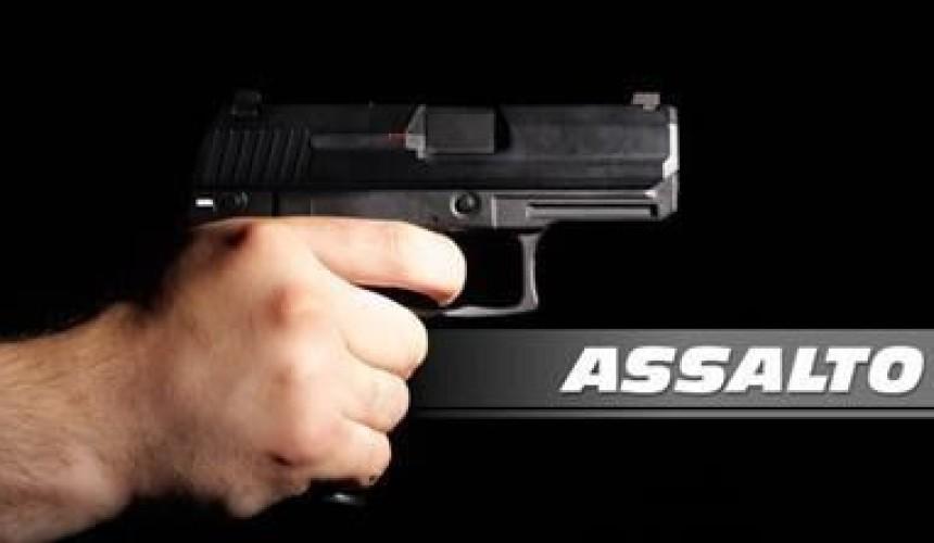 Assalto à mão armada em Santa Lúcia