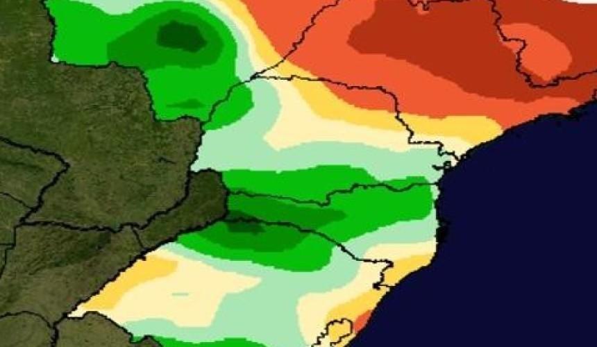 Alerta: Novos temporais no Sul do Brasil