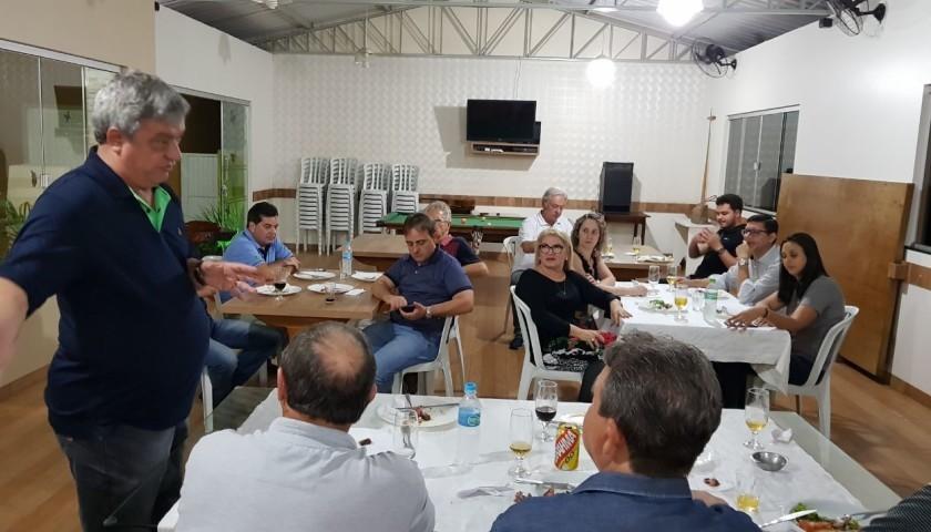 Baixo Iguaçu recepciona imprensa