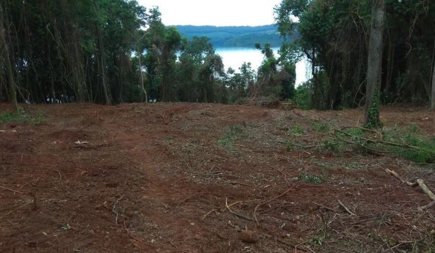 Capitão: Policia Ambiental flagra serviço de terraplanagem em área de preservação permanente