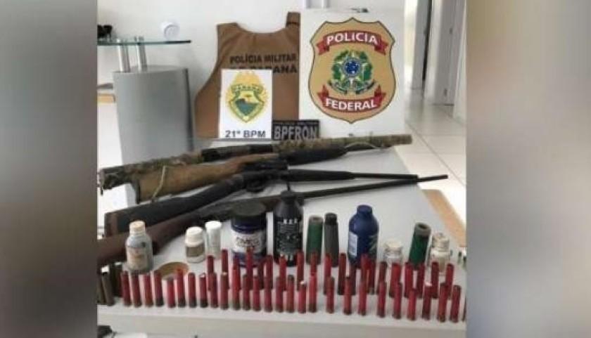 Dois são detidos em operação de combate à crimes ambientais no Sudoeste