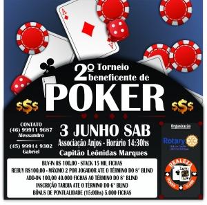 Poker Rotary