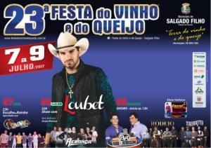 23 FESTA DO VINHO E DO QUEIJO