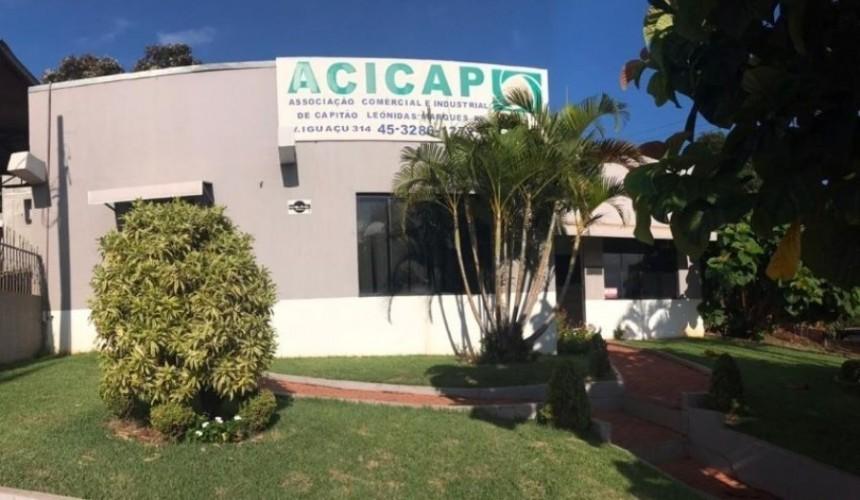 Eleições: Acicap lança edital para formação de chapas para concorrer à presidência