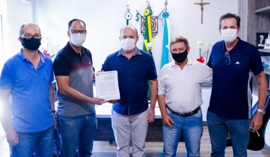 Associação mantenedora do Hospital Nossa Senhora Aparecida renova convênio com o município