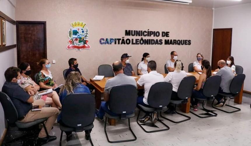 Conselho Municipal do Trabalho realiza primeira reunião deste ano em Capitão