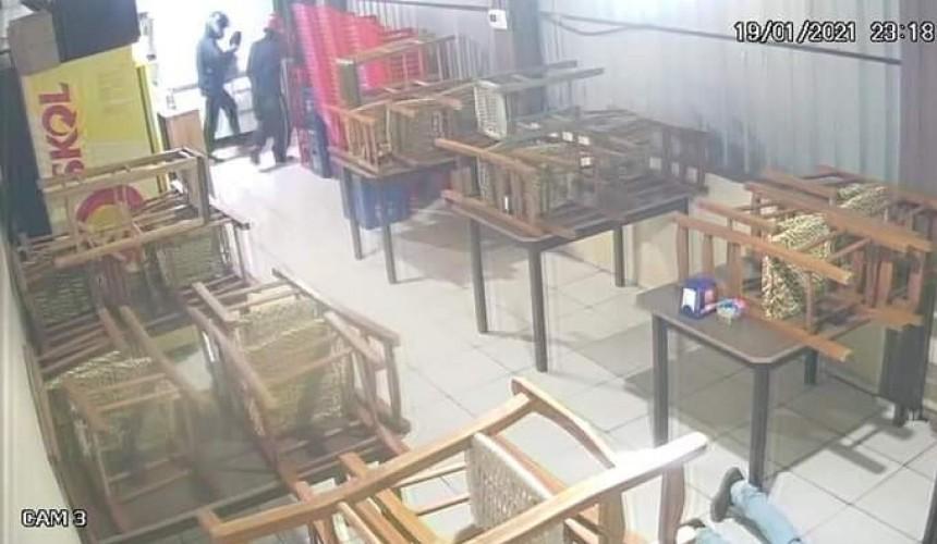 Assalto a mão armada é registrado nesta terça (19) em Santa Izabel do Oeste