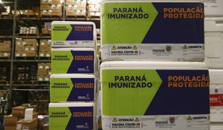 Oeste vai receber 11.780 doses do imunizante da AstraZeneca