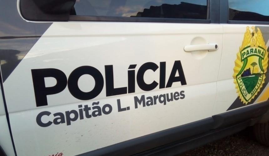 Motorista é multado após realizar manobra perigosa em frente a viatura da PM em Capitão