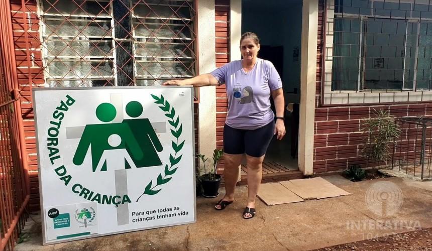 Novo endereço: Pastoral da Criança volta a atender na antiga Casa das Irmãs, em Capitão