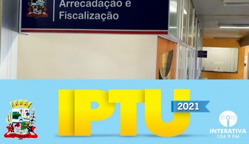 IPTU 2021: Prazo para pagamento com desconto de 20% encerra nesta segunda-feira (10)