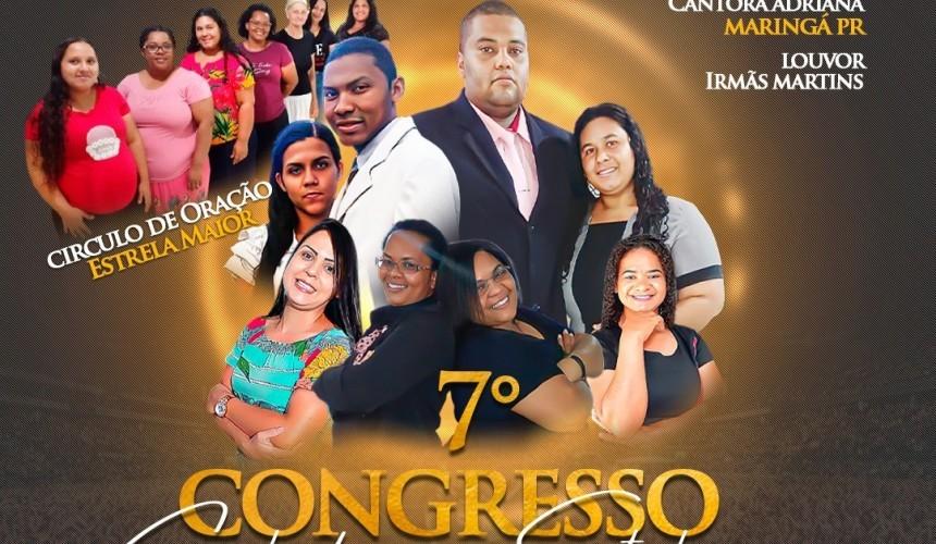 Igreja Visão Missionária realizará congresso durante esse fim de semana em Capitão