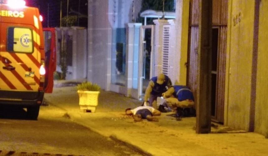 Tentando assaltar, homem morre após ser baleado por Policial Penal em Foz do Iguaçu