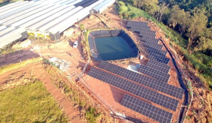 Cooperativa Sicredi Fronteiras PR/SC/SP fornece financiamento para energia fotovoltaica
