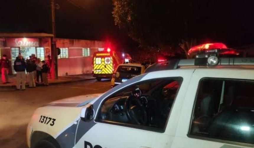 Homem é gravemente ferido por quatro disparos de arma de fogo em Cascavel