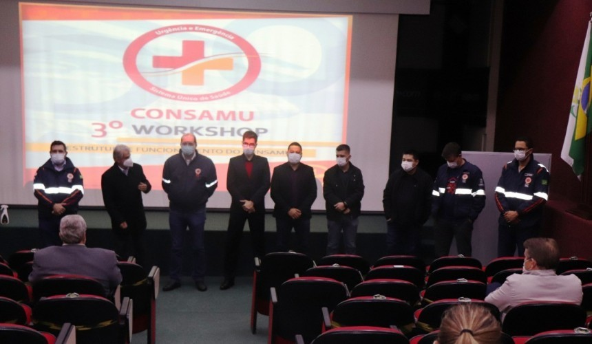 Prefeito de Capitão participa da segunda etapa de Workshop que mostra importância da atuação do Consamu