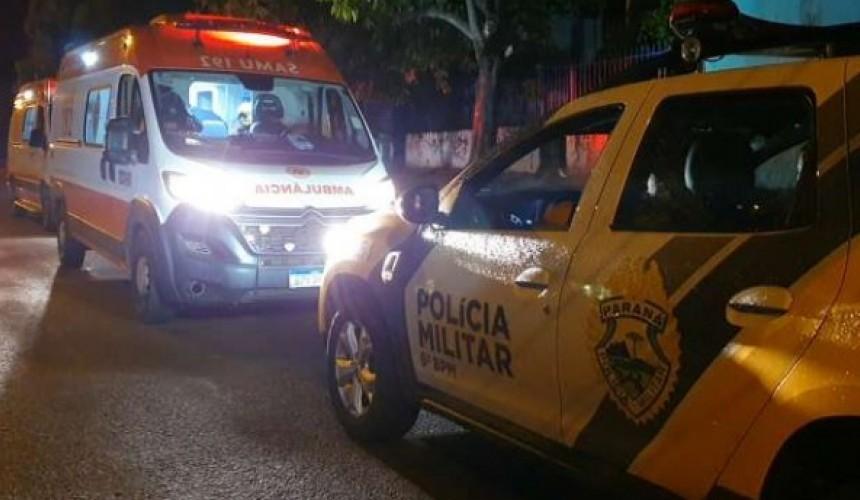 Rapaz é vítima de agressão e tem overdose em Cascavel