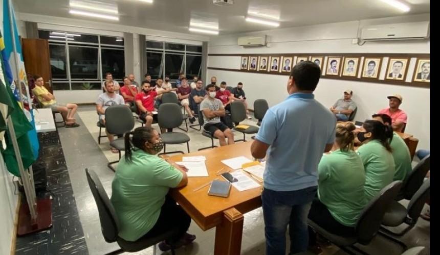 21 equipes vão participar do Campeonato Municipal de Futebol Sete de Capitão