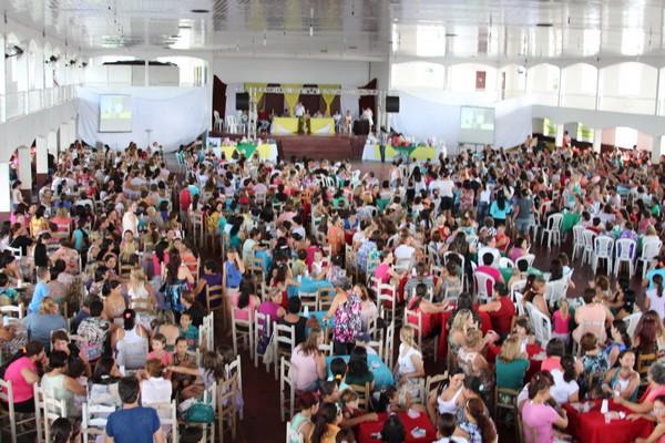 Secretaria de Assistência Social de Nova Prata do Iguaçu organiza evento em comemoração ao Dia Inter