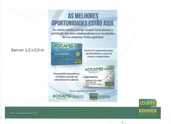 Capitão: ACICAP e Coopercard firmam parceria para empresas associadas a custo zero