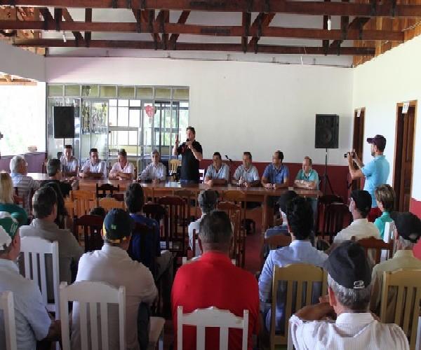 PMDB de Capitão realiza encontro e promete cobrar mais da administração municipal