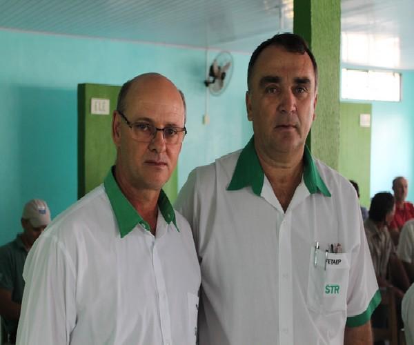Dirigentes de Sindicatos dos Trabalhadores Rurais da região se reúnem em Capitão