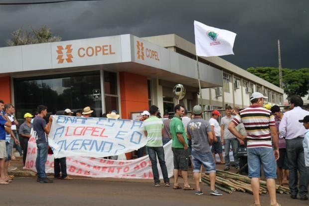 Produtores dão ultimato a construtores de usina Baixo Iguaçu