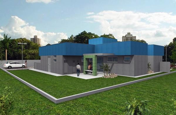Prefeito de Nova Prata assina ordem de serviço para construção de novo Posto de Saúde