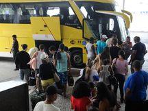 Passageiro que desistir de viagem de ônibus terá dinheiro de volta