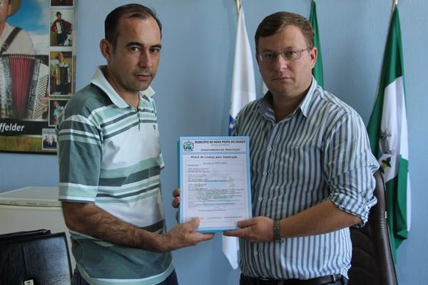 Alvarás foram assinados para construção de 48 novas moradias em Nova Prata