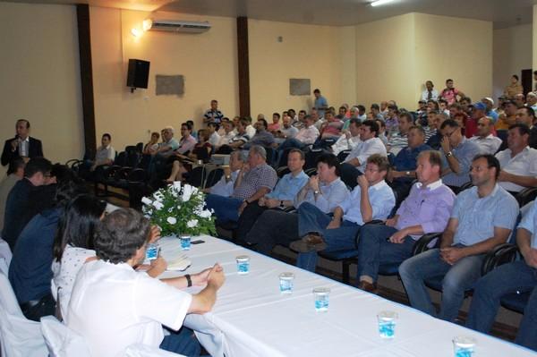 Dnit apresenta projeto de duplicação da BR 163 entre Cascavel e Marmelândia