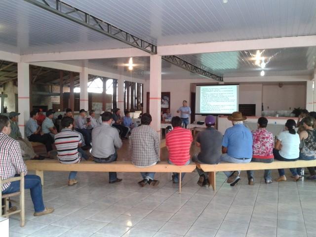 Nova Prata: Primeira reunião do Projeto Ouvindo o Cidadão foi sucesso de público
