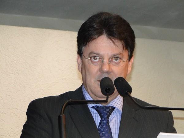 Luersen pede que Sanepar atenda moradores de Nova Conquista, em Lindoeste